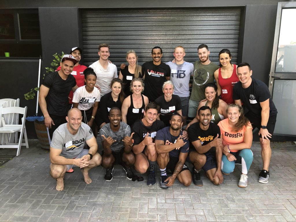 Black River CrossFit, Cape Town, South Africa
