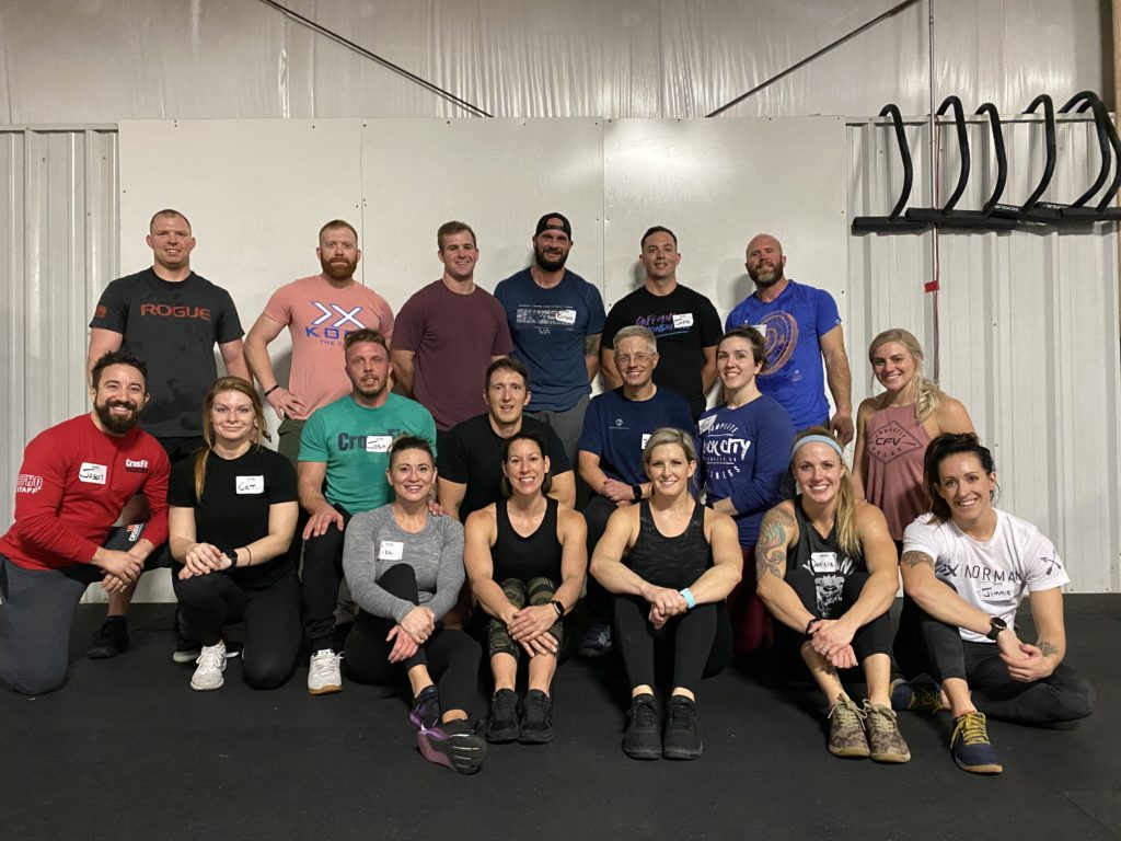 Koda CrossFit, Oklahoma City, OK
