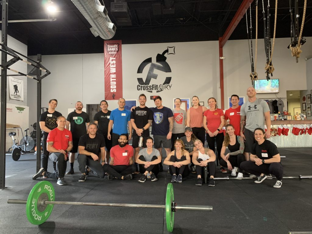CrossFit Fury, Goodyear, AZ