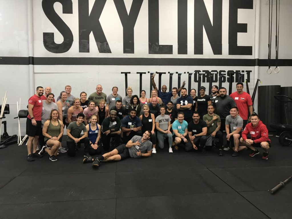 Skyline CrossFit, Houston, TX