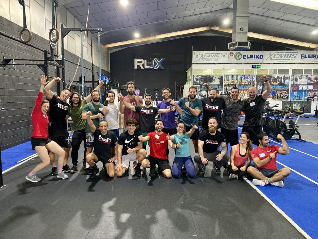 CrossFit Rookies Box, Sevilla, Spain