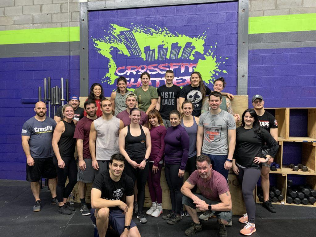 CrossFit Shatter, Albany, NY