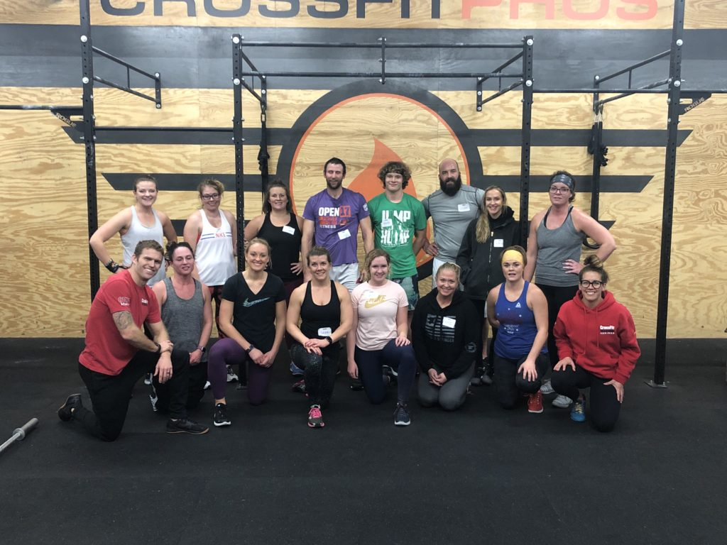CrossFit Phos, Sioux Falls, SD