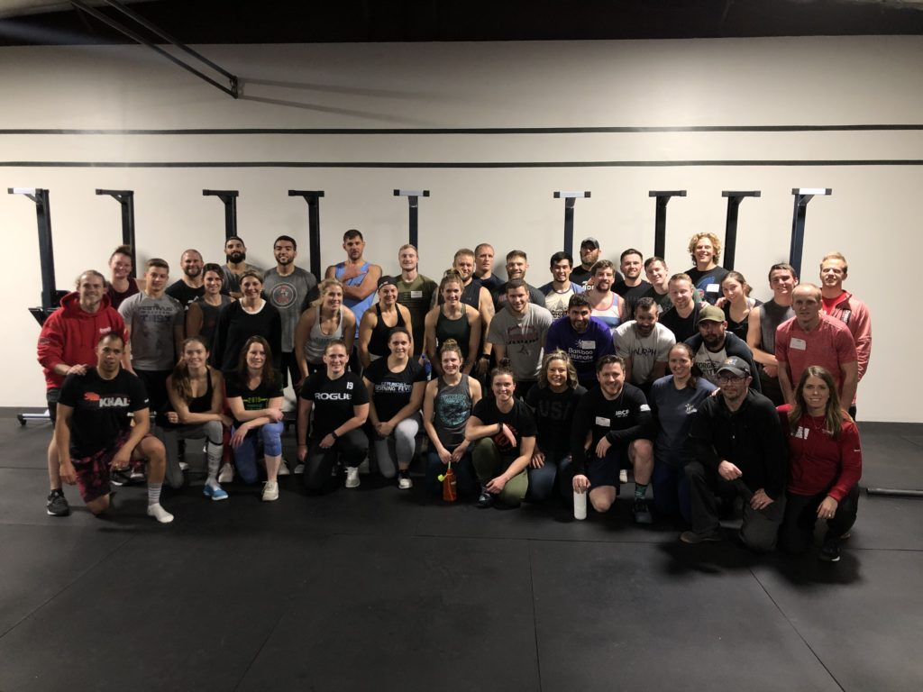 CrossFit Connex, Madison, WI