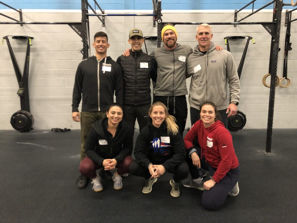 CrossFit PR Star, Chantilly, VA