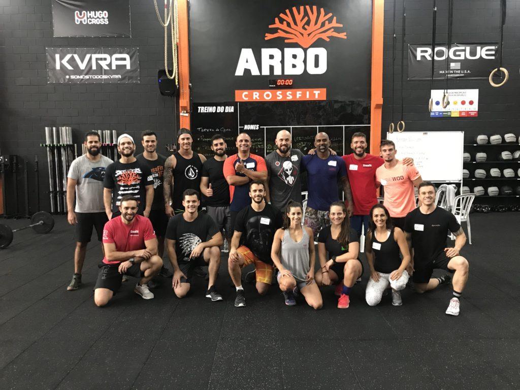 Arbo CrossFit, Curitiba, Brazil