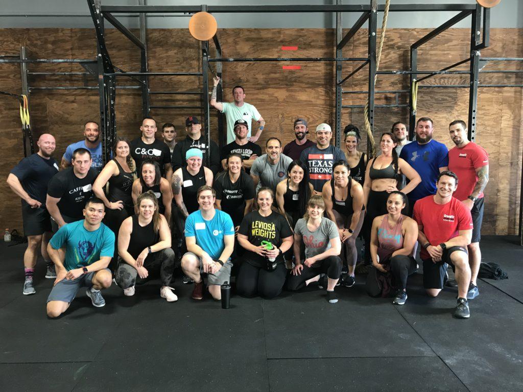 Easy Is Evil CrossFit, Austin, TX