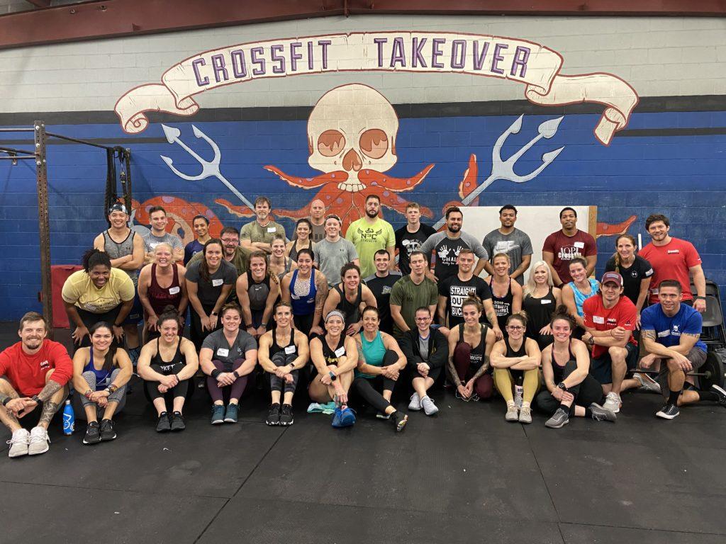 CrossFit Takeover, Virginia Beach, VA