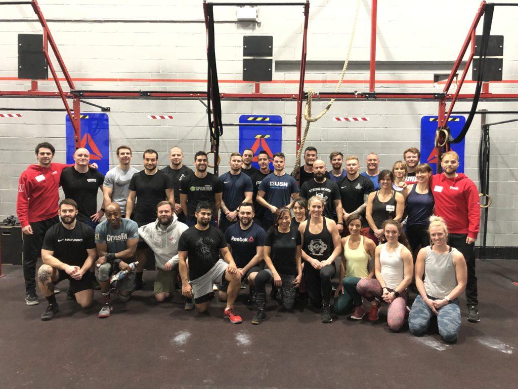 Reebok CrossFit Reading, Berkshire, UK