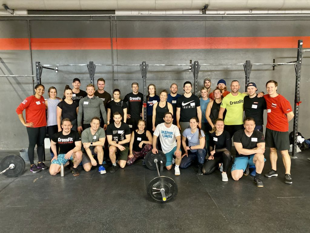 CrossFit Christiania, Oslo, Norway