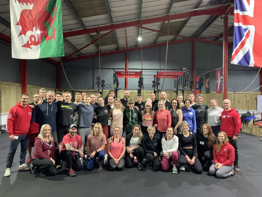 Reebok CrossFit Cardiff, Cardiff, UK