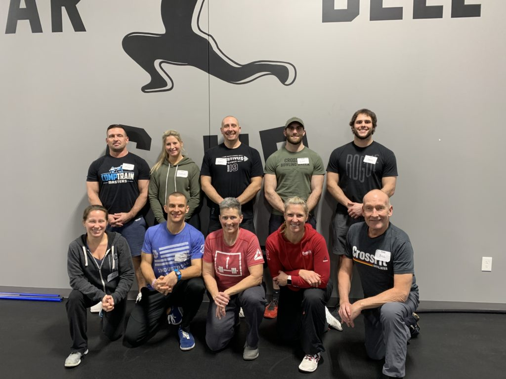 CrossFit Columbus, Columbus, OH