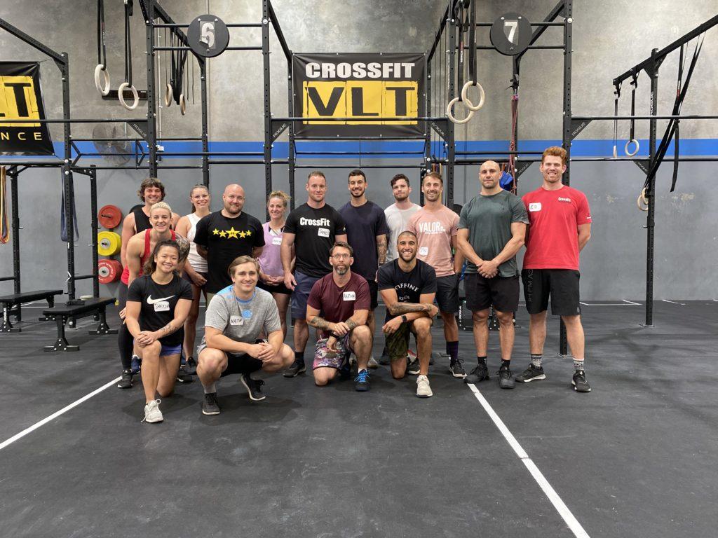 CrossFit VLT Airport West, Melbourne, Australia