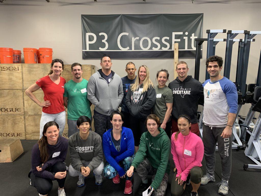P3 CrossFit, Houston, TX