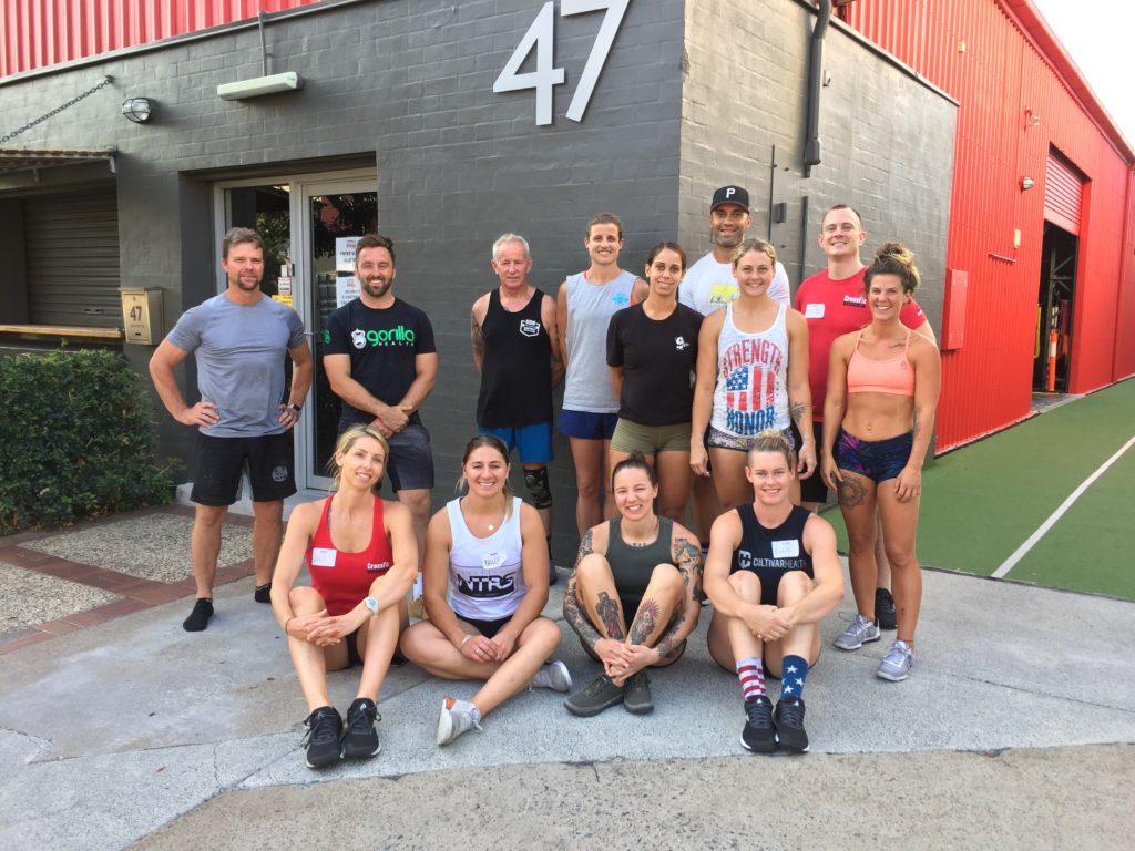 CrossFit Brisbane, Brisbane, Australia