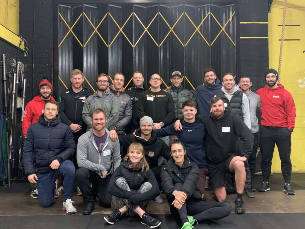 CrossFit Central Manchester, Manchester, UK