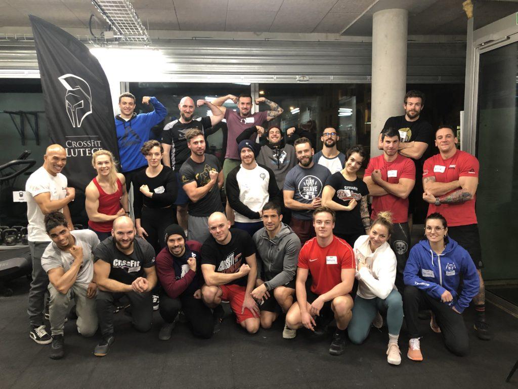 CrossFit Lutece II, Paris, France