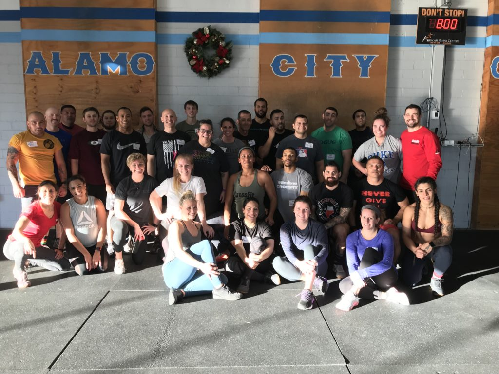 Alamo City CrossFit, San Antonio, TX