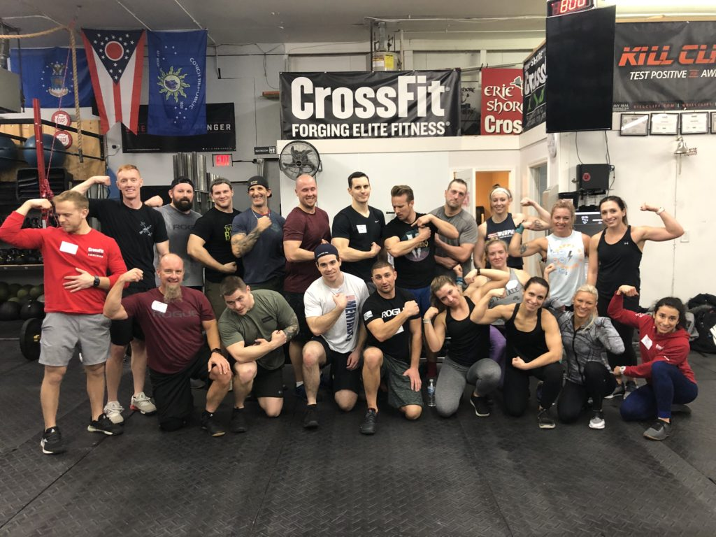 Erie Shore CrossFit, Avon Lake, OH