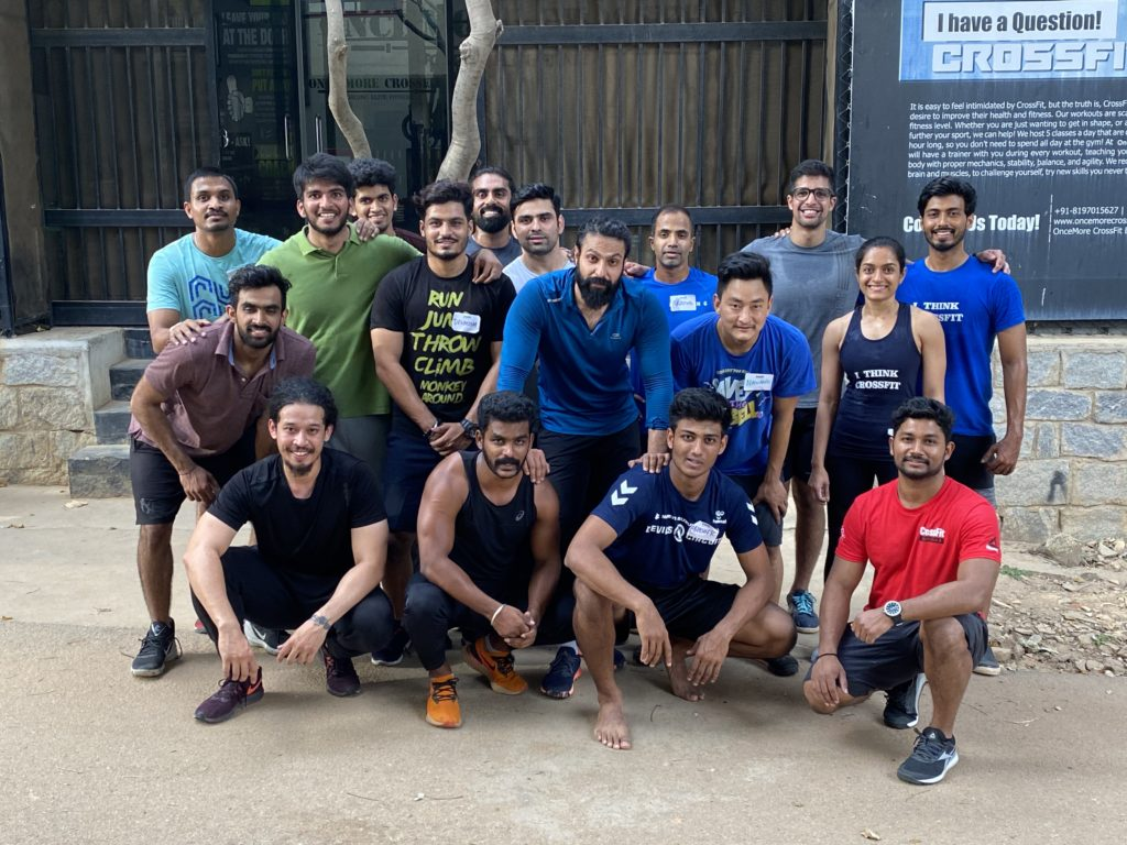 Once More CrossFit, Bangalore, India