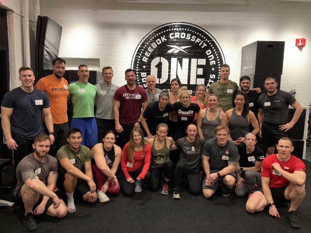 Reebok CrossFit One, Boston, MA