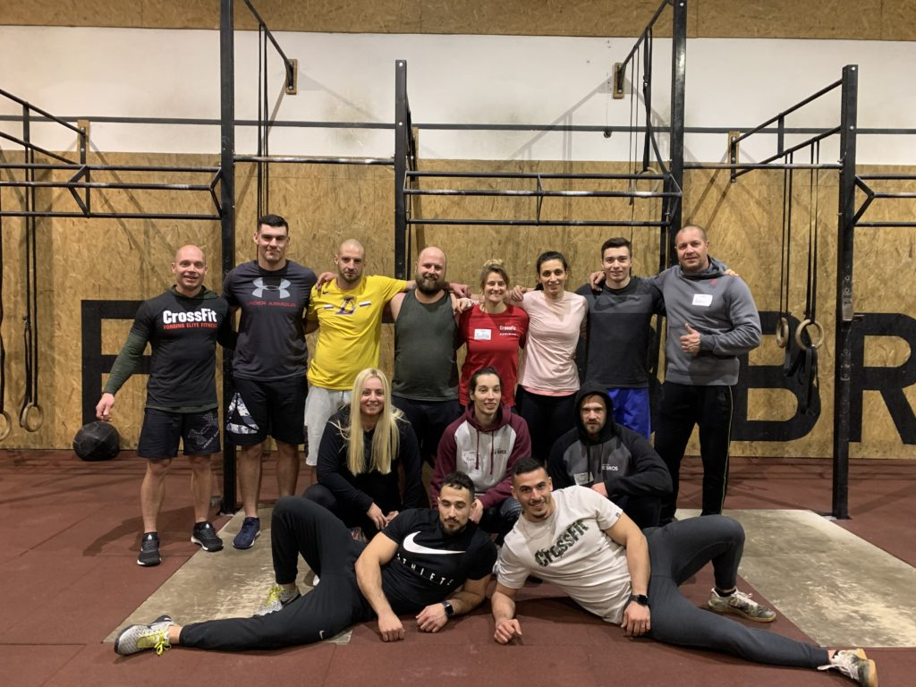 CrossFit BBros, Budapest, Hungary