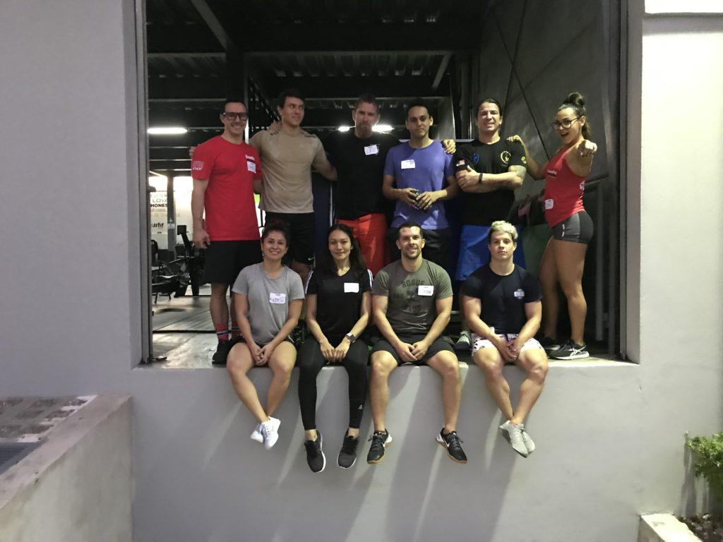 CrossFit 506, Escazu, Costa Rica