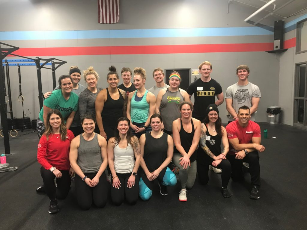 CrossFit Icehouse, Fargo, ND