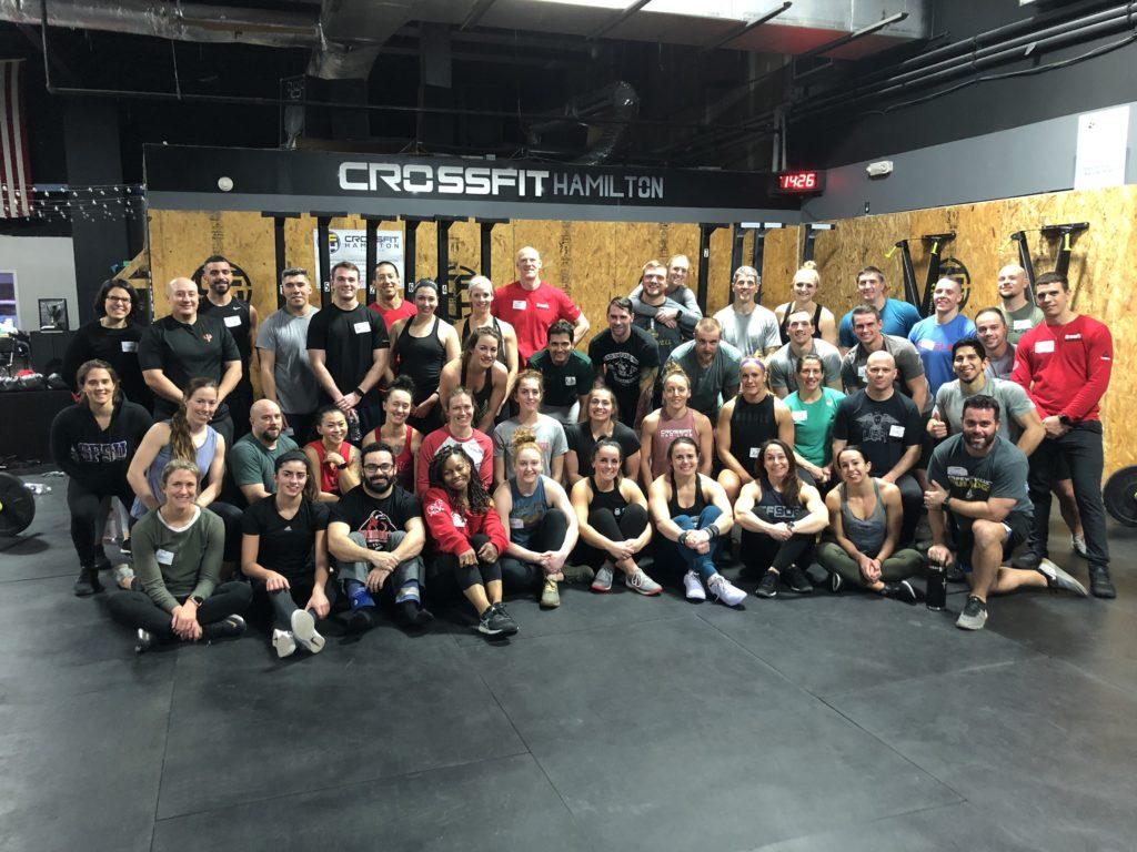 CrossFit Hamilton, Hamilton, NJ
