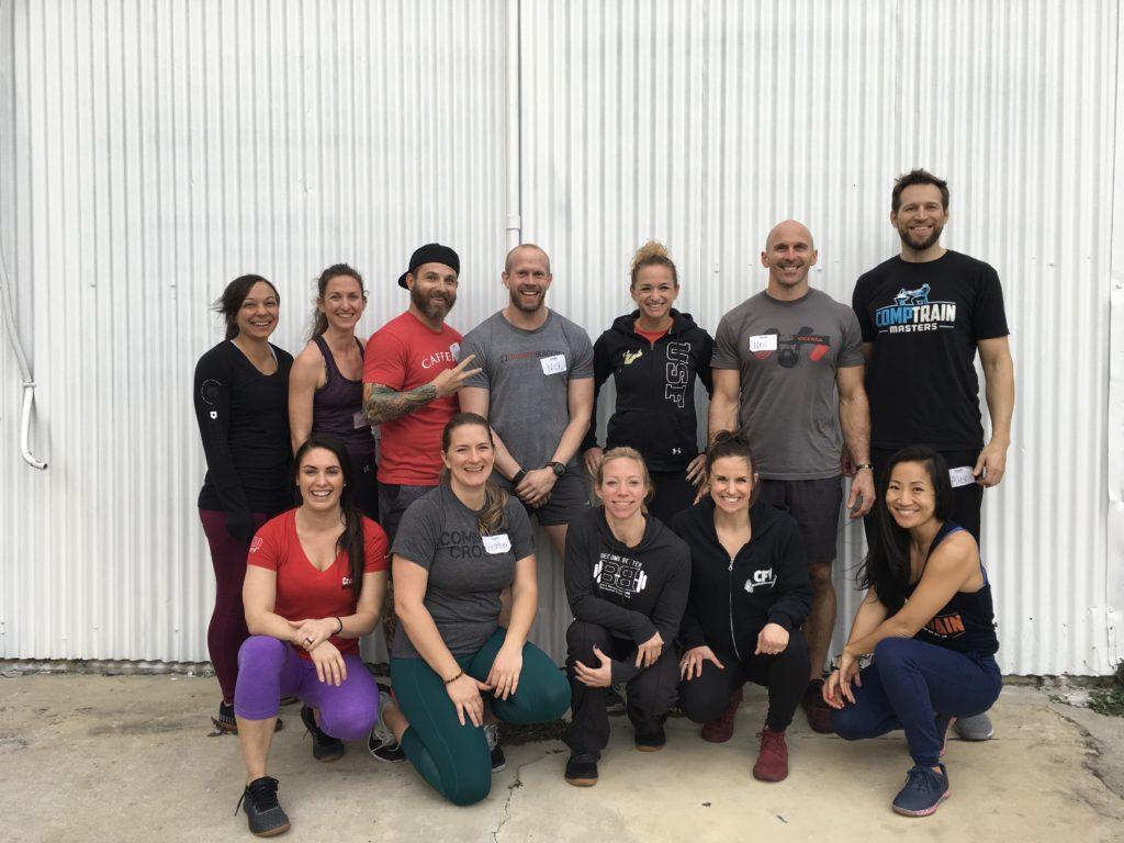 CrossFit Black Box, Tallahassee, FL