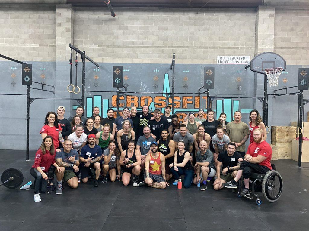 CrossFit Decimate, Colorado Springs, CO