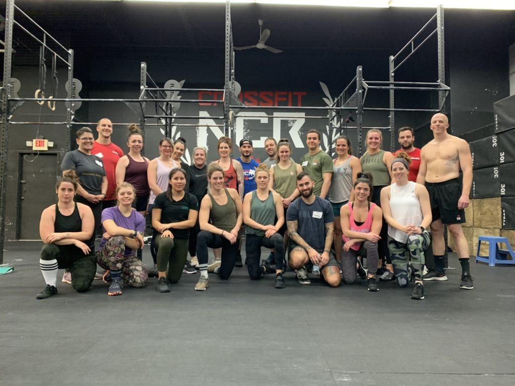 CrossFit NCR, Ottawa, ON