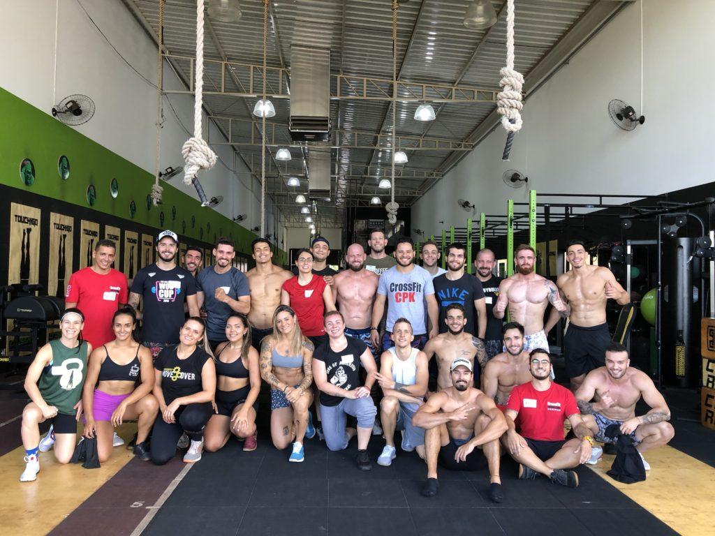 CrossFit Ribeirao Preto, Ribeirao Preto, Brazil