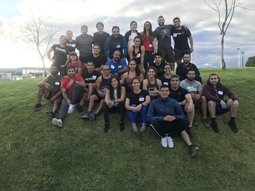 CrossFit Meek, Zapopan, Mexico