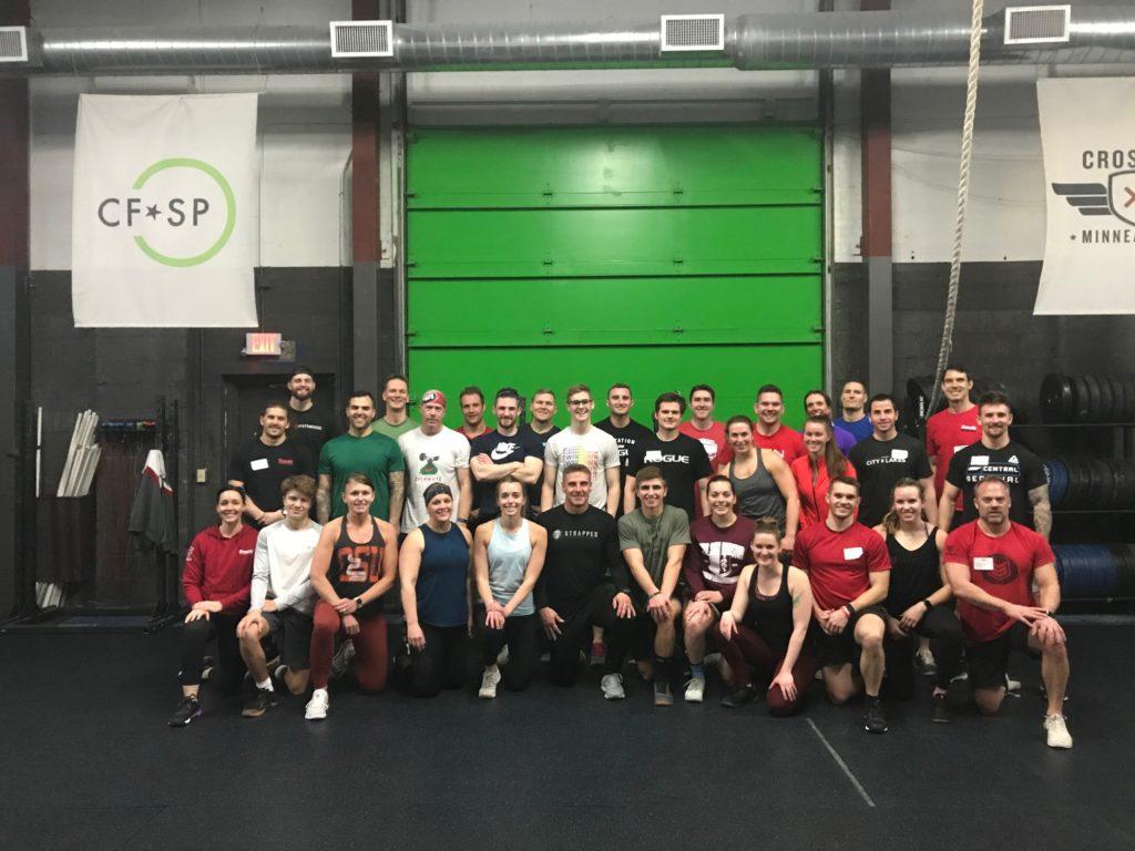 CrossFit St Paul, St Paul, MN