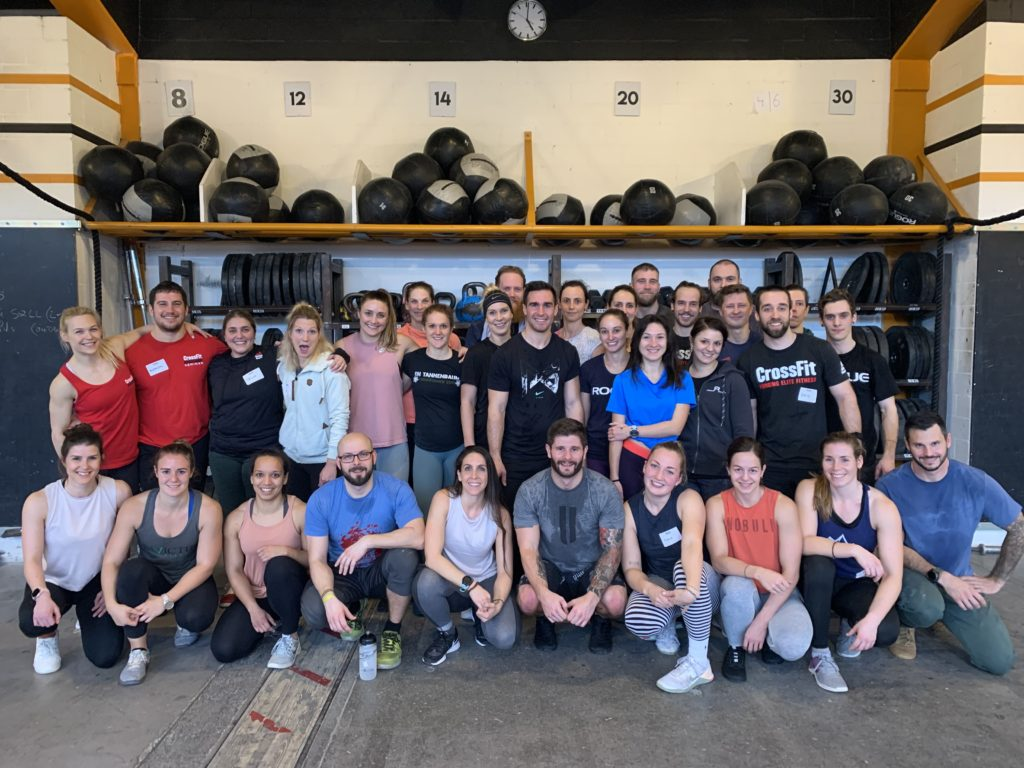 CrossFit Basel, Basel, Switzerland