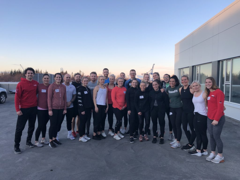 CrossFit Katla, Reykjavik, Iceland