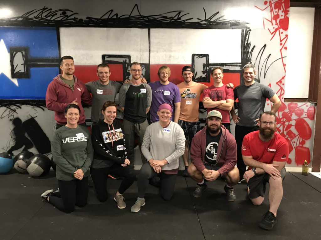 CrossFit Champions, Tomball, TX