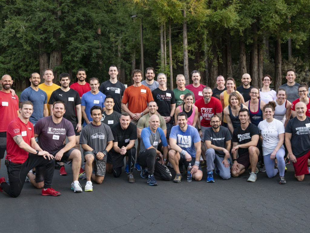CrossFit HQ, Scotts Valley, CA