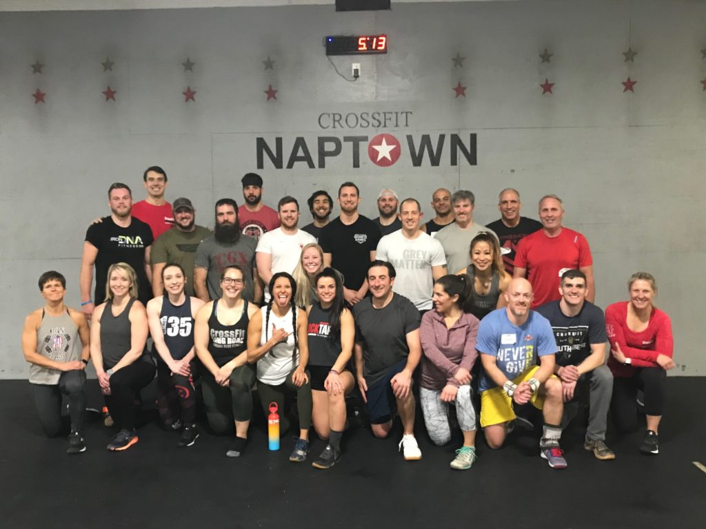 CrossFit Naptown, Indianapolis, IN
