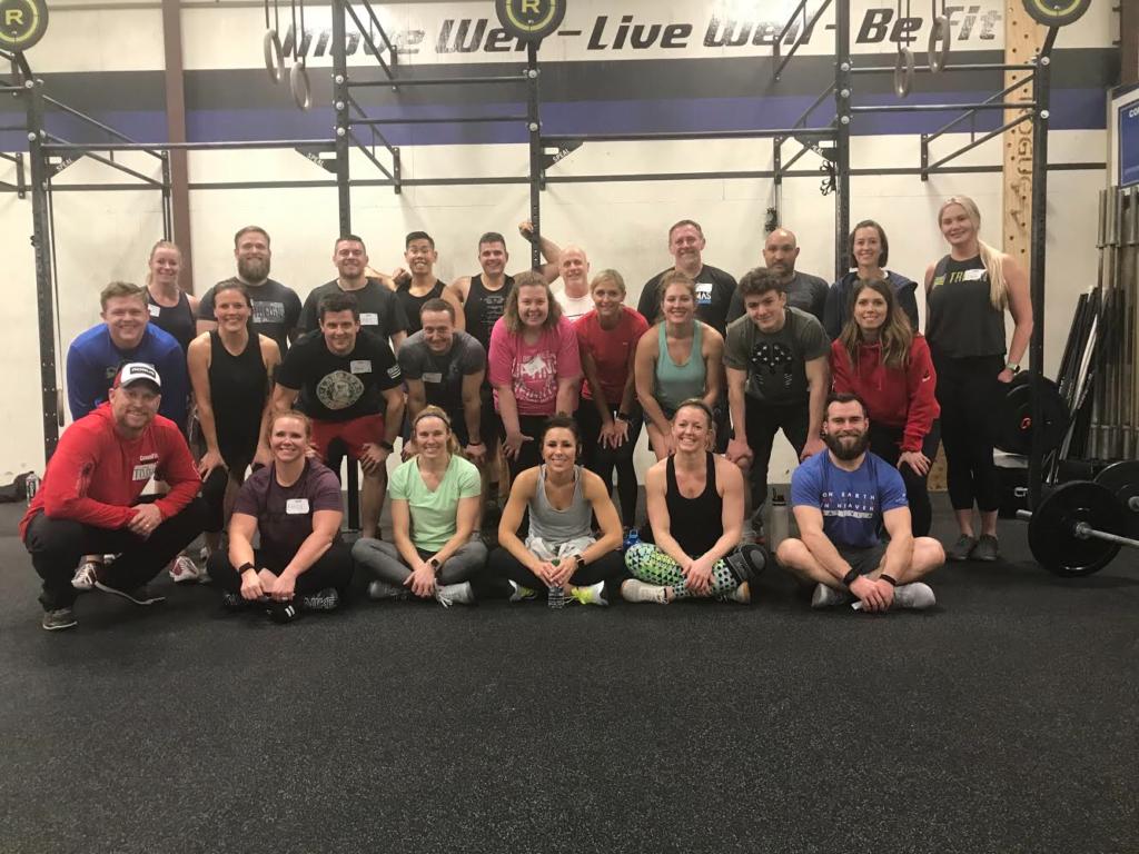 CrossFit KMC, Monticello, IL