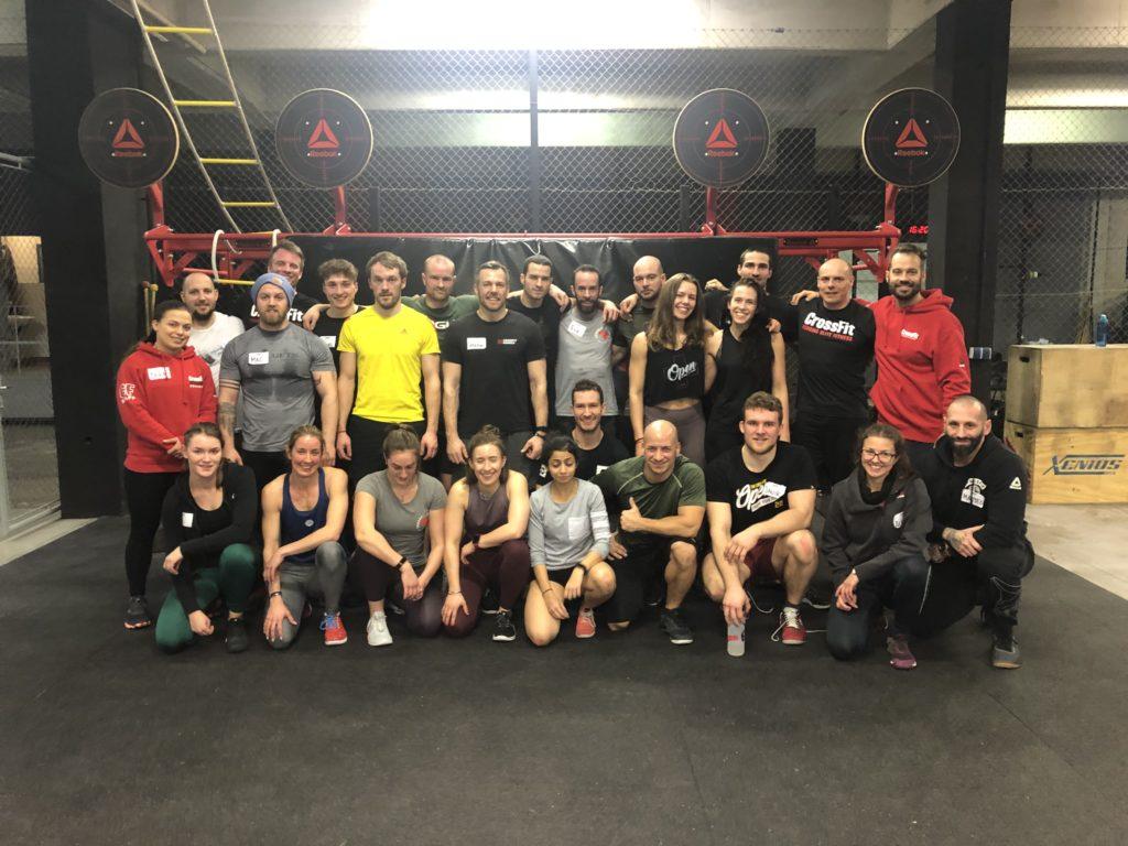 CrossFit F2, Munich, Germany