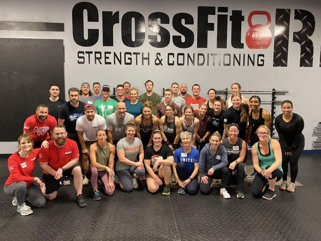 CrossFit RDU, Raleigh, NC