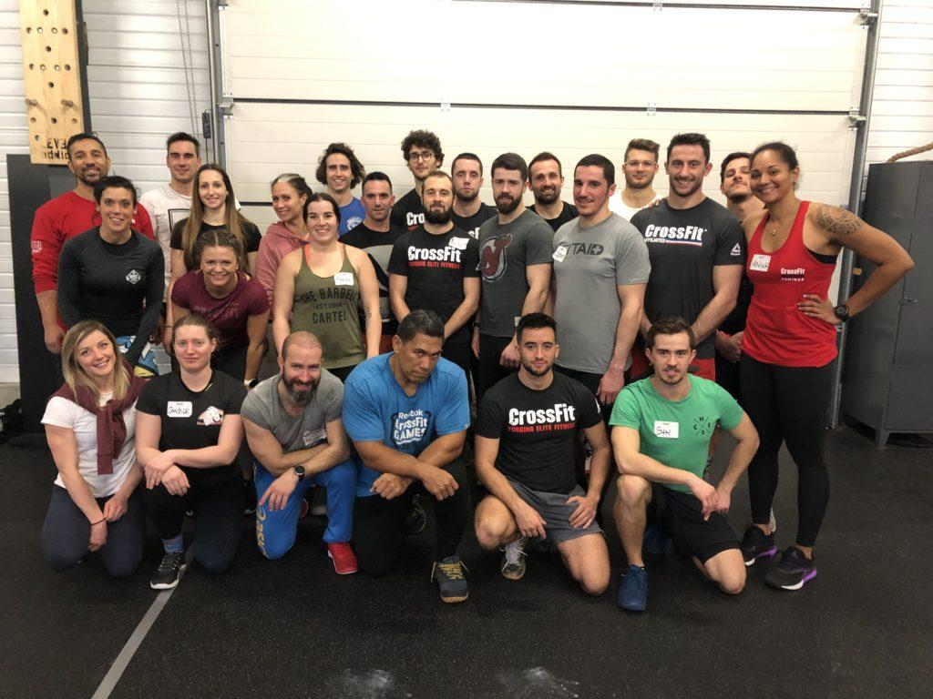 CrossFit Frankton, Saint Medard en Jalles