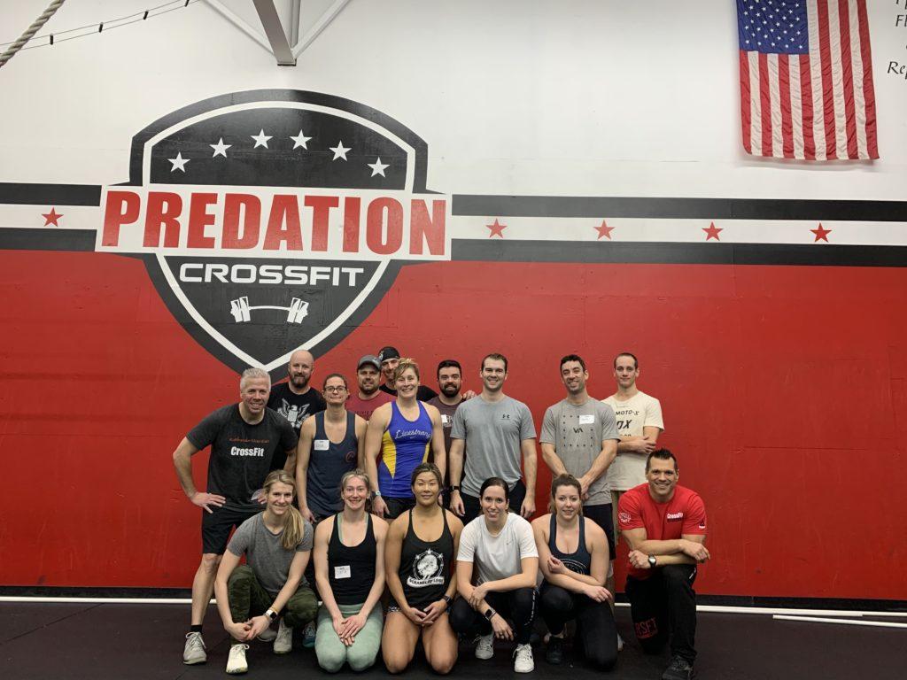 Predation CrossFit, Spokane, WA