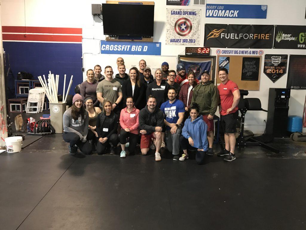 CrossFit Big D, Dallas, TX