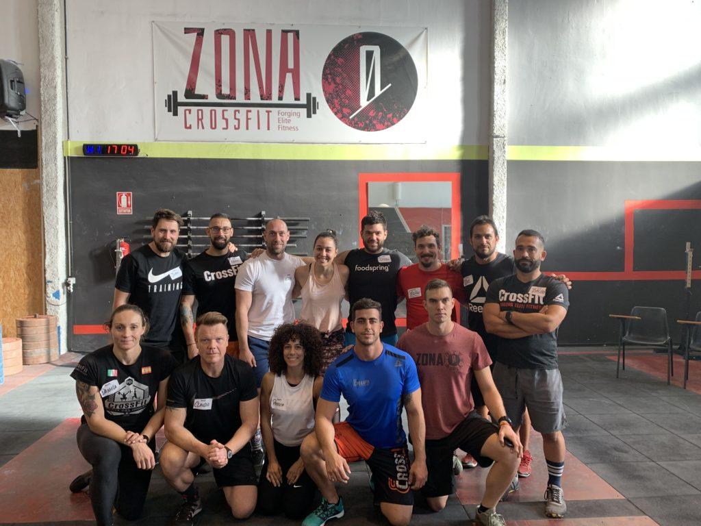 Zone 0 CrossFit, El Rosario, Spain
