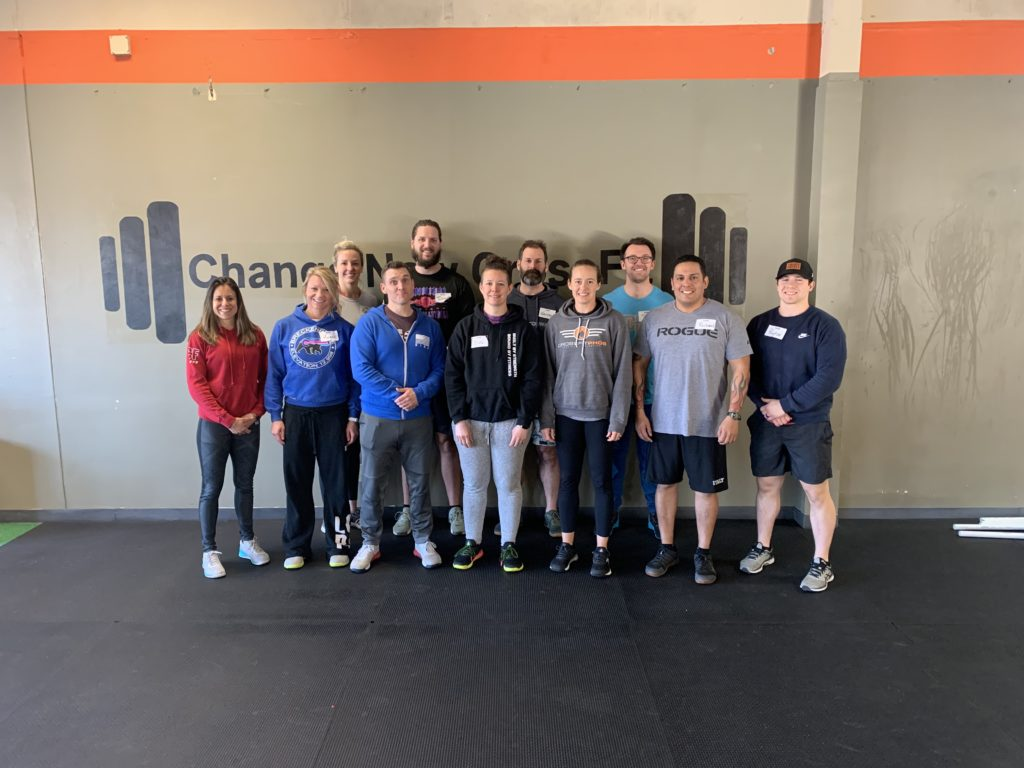 Change Now CrossFit, Kansas City, MO