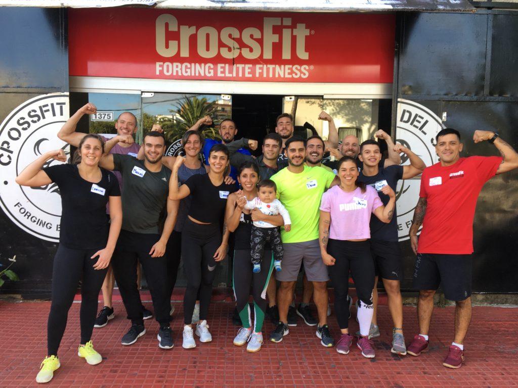 CrossFit Del Sur, Montevideo, Uruguay