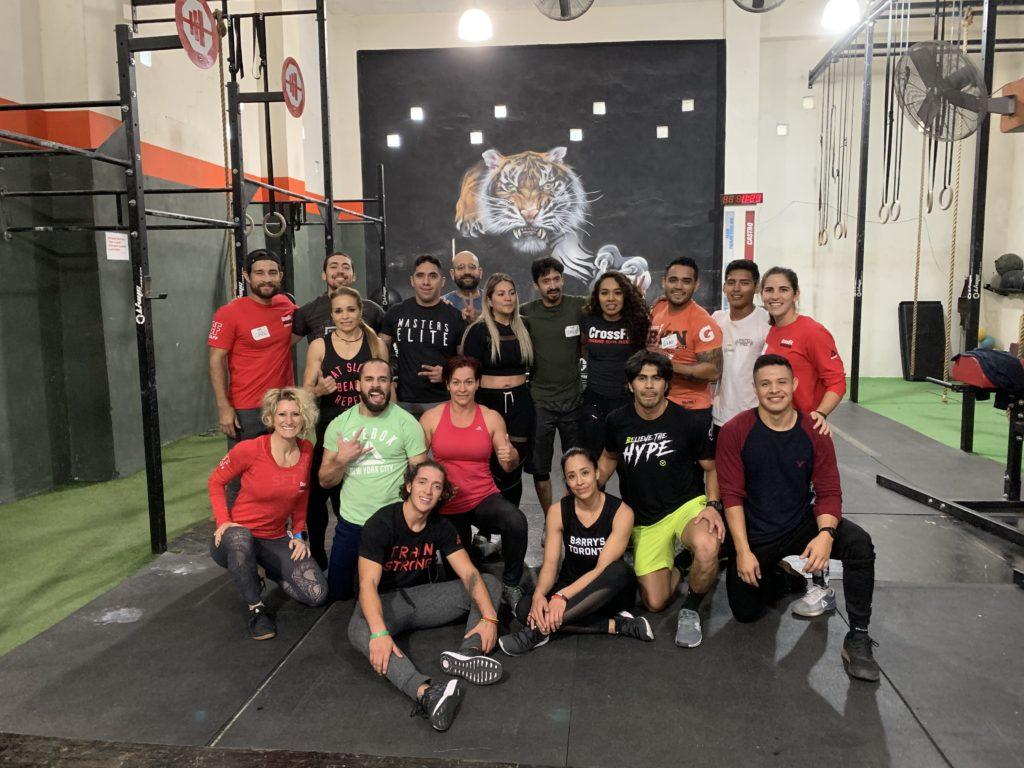 CrossFit Tigran, Monterrey, Mexico